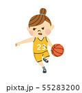 バスケットボール 女性 55283200