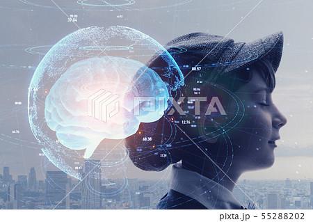 AI 人工知能 55288202