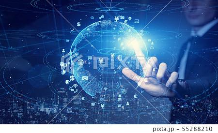 グローバルネットワーク 55288210
