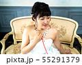 赤い糸で結ばれる花嫁 55291379