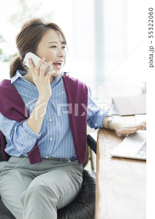ビジネスウーマン 55322060