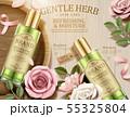 Gentle herb toner ads 55325804
