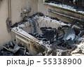 火事で焼けた風呂場 55338900
