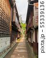 金沢・ひがし茶屋街 55339136