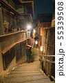 夜の金沢・主計町 55339508