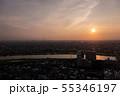 東京 スカイツリー 2020オリンピック開催国 高層ビル 空 雲 景色 55346197