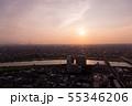 東京 スカイツリー 2020オリンピック開催国 高層ビル 空 雲 景色 55346206
