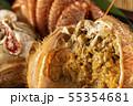 北海道の美味しい毛蟹料理 55354681