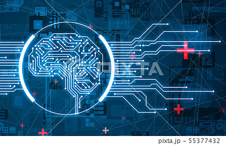 AI・人工知能 55377432