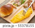 朝食プレート 55378155
