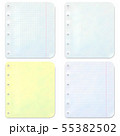 Vector Notebook Sheets 55382502