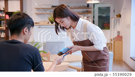 mobile payment concept 55390029