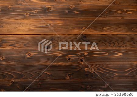 素材 木目 55390630