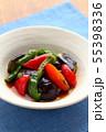 夏野菜の揚げ浸し 55398336