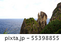 久米島の鳥の口 55398855