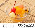 フルーツみつ豆 55420808