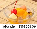 フルーツみつ豆 55420809