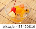 フルーツみつ豆 55420810