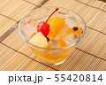 フルーツみつ豆 55420814