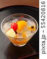 フルーツみつ豆 55420816