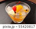 フルーツみつ豆 55420817
