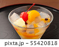 フルーツみつ豆 55420818