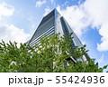 【東京都】丸の内 オフィス街の風景 55424936