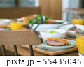 朝の食卓 料理 55435045