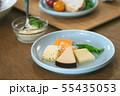 朝の食卓 料理 55435053