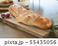 朝の食卓 フランスパン 55435056