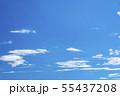 青空と雲 55437208