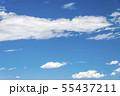 青空と雲 55437211
