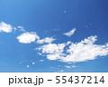 青空と雲 55437214