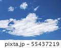 青空と雲 55437219