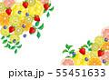 水彩:果物 55451633