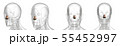 3d rendering medical illustration of dilator 55452997