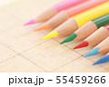 色えんぴつ 55459266