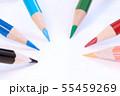 色えんぴつ 55459269