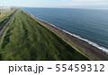 日本海オロロンライン ドローン空撮1 55459312