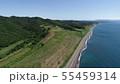 日本海オロロンライン ドローン空撮3 55459314