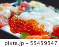 ちらし寿司 55459347