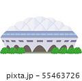 ドーム球場 55463726