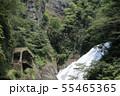 袋田の滝 夏 茨城県大子町 55465365