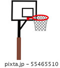 バスケットボール 55465510