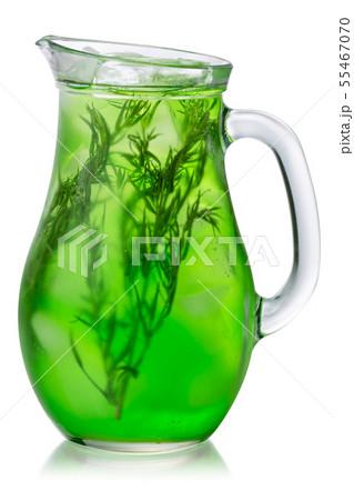 Tarragon drink iced jug, paths 55467070