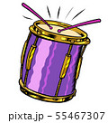 drum musical instrument 55467307