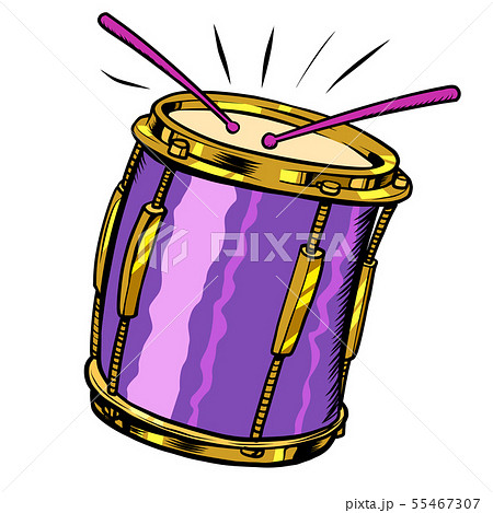 drum musical instrument 55467307