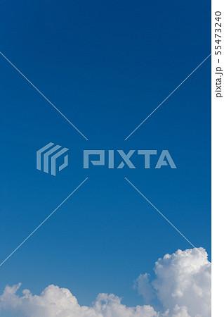 夏雲と青空 55473240