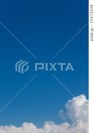 夏雲と青空 55473248