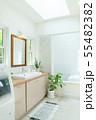 バスルーム 住宅 インテリアイメージ 55482382